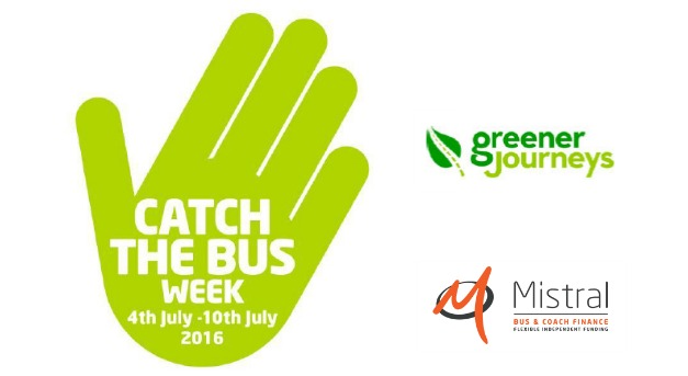 Catch the Bus Week Mistral Finance